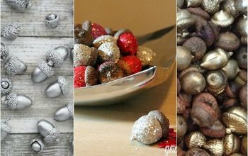 Project Guide: Preparing Acorns and Pine Cones for Fall Decorating