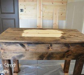 Elegant How To Make A Rustic Sink Base, Bathroom Ideas, Diy, How To,