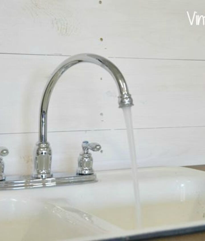 how to make a rustic sink base, bathroom ideas, diy, how to, woodworking projects
