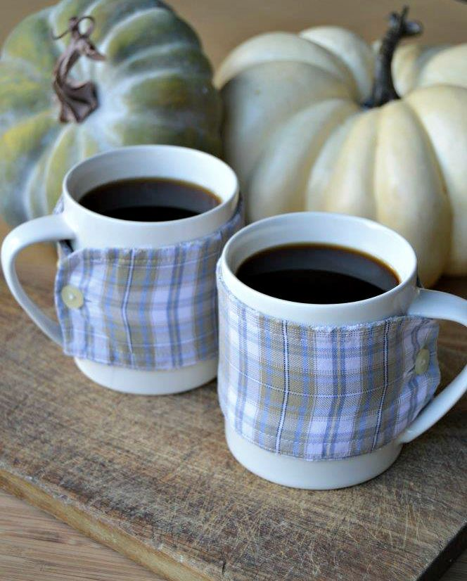 diy cup cozy, crafts