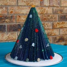 retro christmas tree star wars version, crafts, repurposing upcycling, seasonal holiday decor