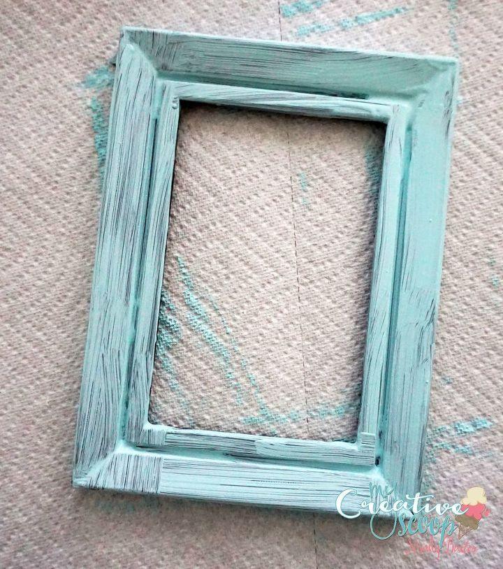 DIY Chalkboard Burlap Frames | Hometalk