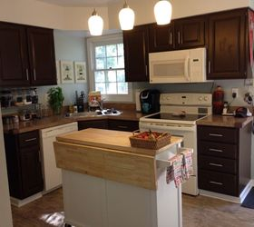 q to repaint or not to repaint kitchen cabinets interior home painting kitchen cabinets & To repaint or not to repaint kitchen cabinets??? | Hometalk