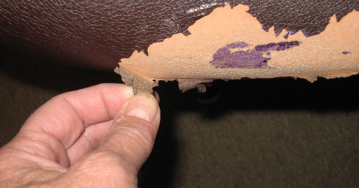 Can Sintetic Leather Be Painted