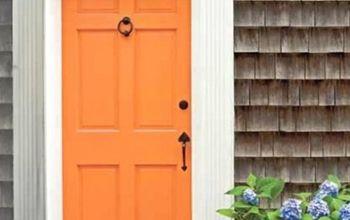 That Orange Door!