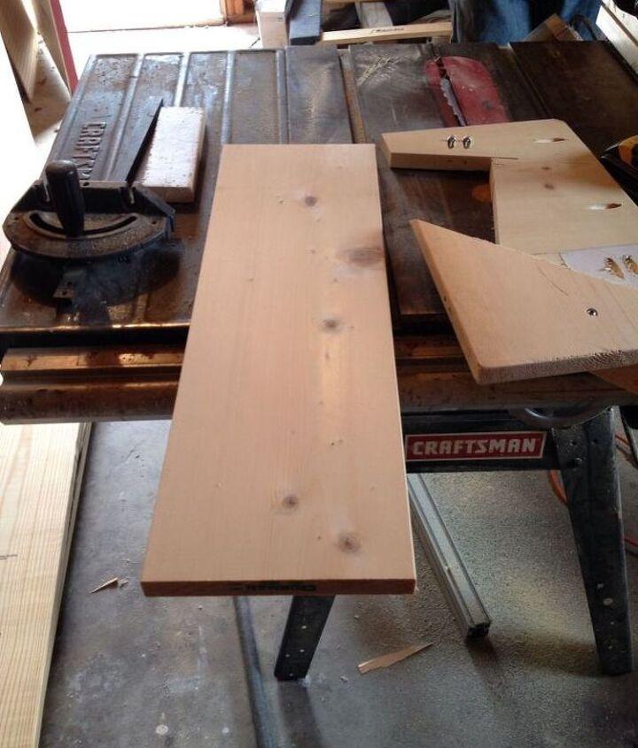 Diy Twisty Side Table Hometalk