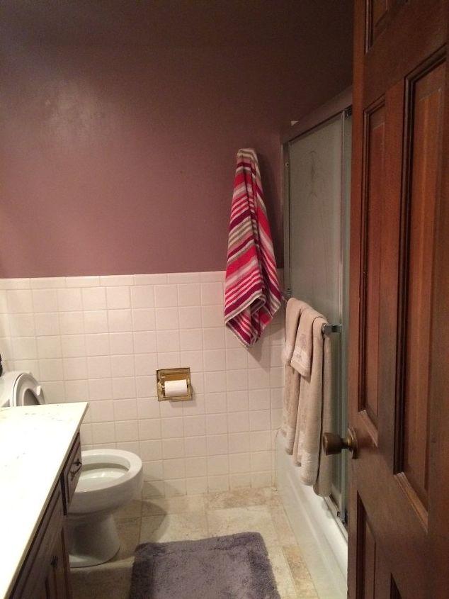 q post, bathroom ideas, home decor, small bathroom ideas, storage ideas, wall decor