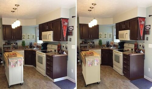 To Match The Appliances I Think These Two Changes Will Make Quite Bit Of Difference Without A Whole Lot Work Did Virtual Give You Visual