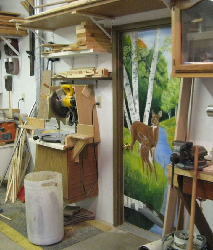 bringing the outdoors in, doors, garages, painting