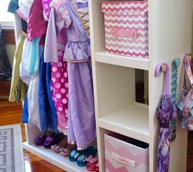 Attrayant Diy Dress Up Storage Center, Diy, Painted Furniture, Repurposing Upcycling, Storage  Ideas