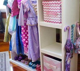 Marvelous Diy Dress Up Storage Center, Diy, Painted Furniture, Repurposing Upcycling, Storage  Ideas