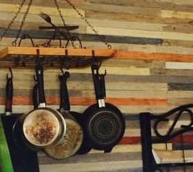 Rustic Kitchen On A Budget, Diy, Kitchen Design, Pallet, Repurposing  Upcycling,