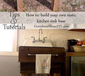 Genial How To Build Your Own Kitchen Sink Base, Diy, How To, Kitchen Design