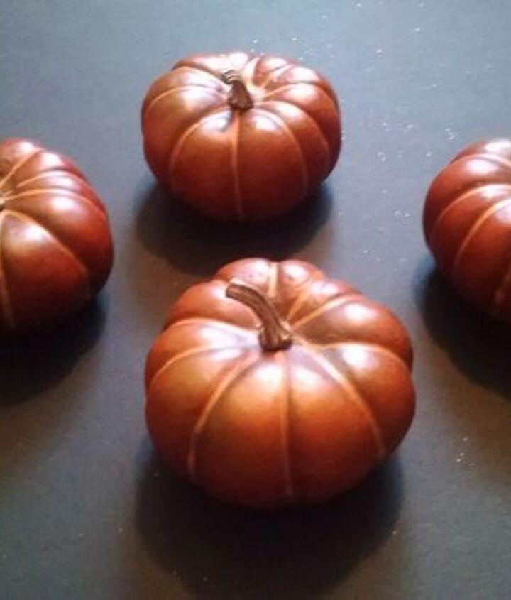 Before pumpkins