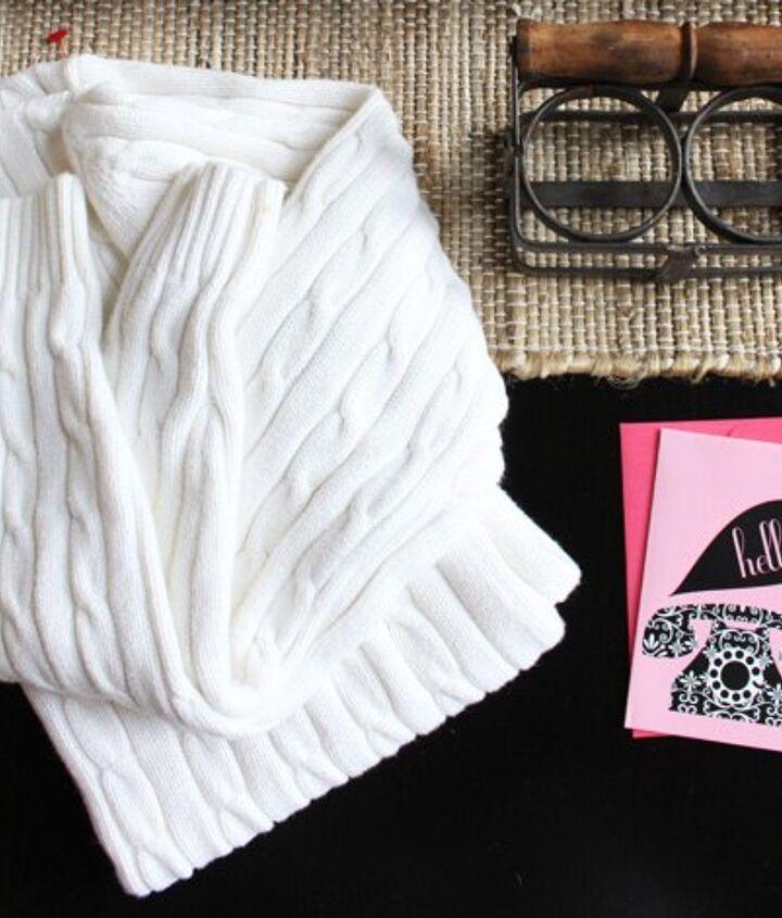 repurposed sweater and more, crafts, repurposing upcycling, seasonal holiday decor