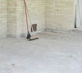 Diy Concrete Staining For, Concrete Masonry, Diy, Patio