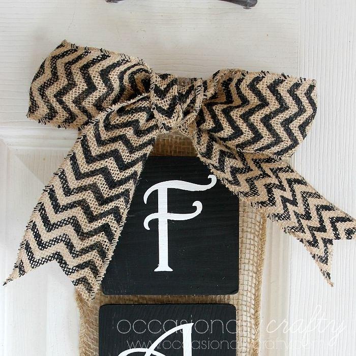 fall burlap banner, crafts, seasonal holiday decor, wall decor