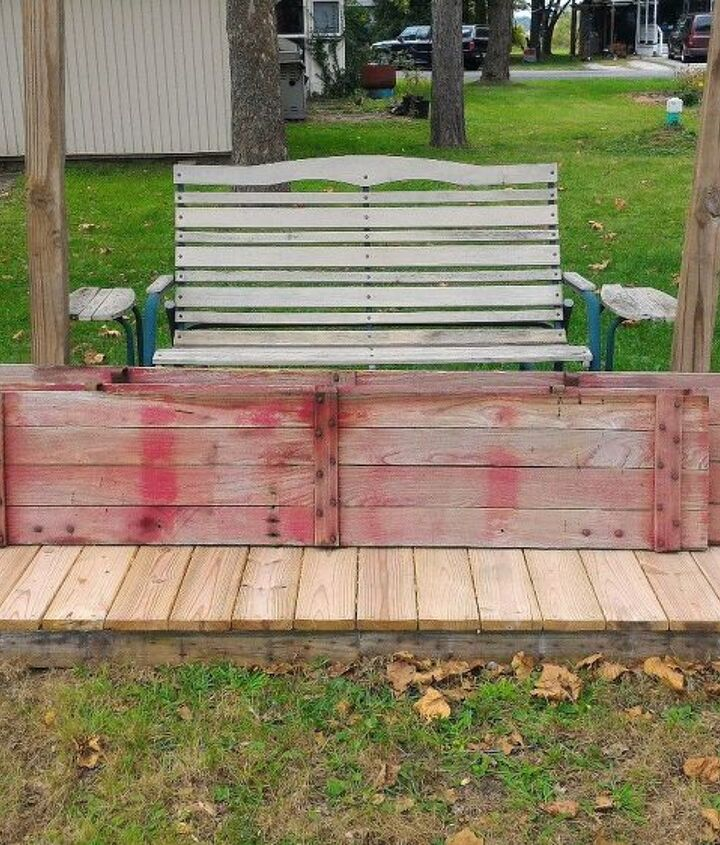 new life for an old wooden tractor wagon, bedroom ideas, diy, repurposing upcycling, woodworking projects