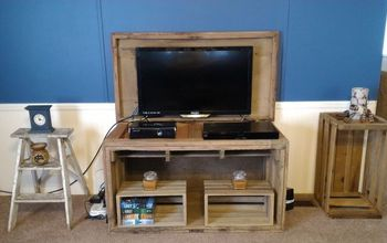 New Life For An Old Carpenter's Chest