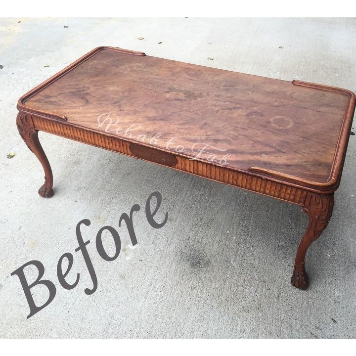 citristrip suran wrap to remove finishes, painted furniture, repurposing upcycling, woodworking projects
