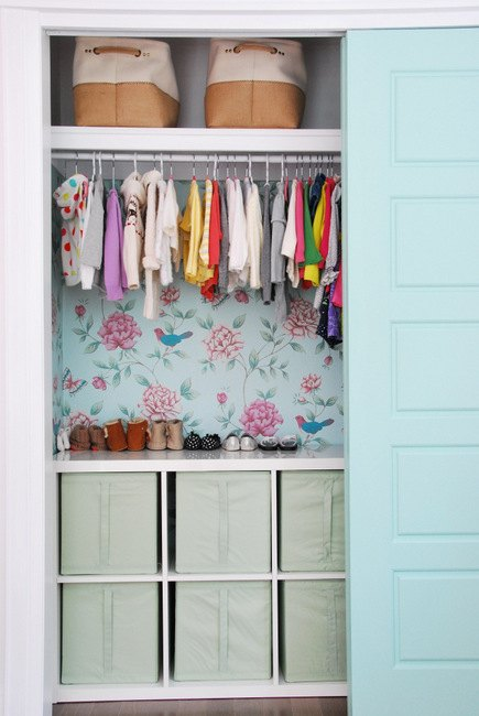 How To Create An Organized Kids Closet Bedroom Ideas
