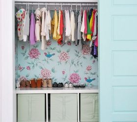 How To Create An Organized Kids Closet, Bedroom Ideas, Closet, How To,