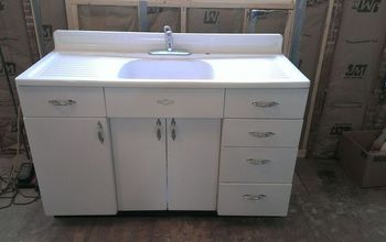 Refinishing a Youngstown Sink