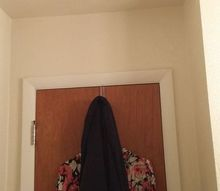 q bathroom needs refresh help, bathroom ideas, home decor, home decor dilemma, home improvement, small bathroom ideas, small home improvement projects, wall decor, Thinking of putting a shelf above the door