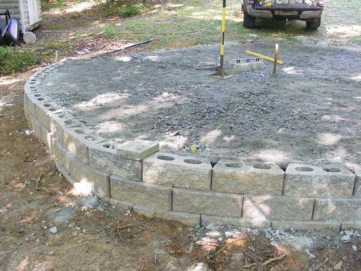 Make a Flagstone Patio | Hometalk