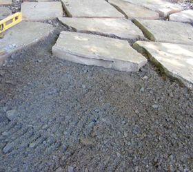 Attractive Make A Flagstone Patio, Concrete Masonry, Diy, Outdoor Living, Patio