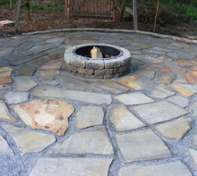 Charmant Make A Flagstone Patio, Concrete Masonry, Diy, Outdoor Living, Patio