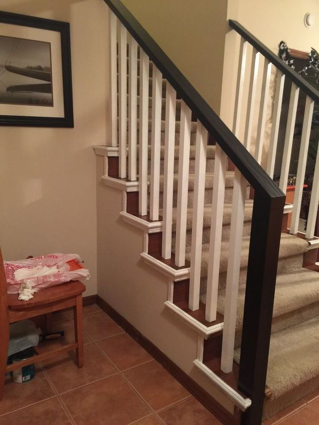 Blue Gray Paint Colors With Wood Trim