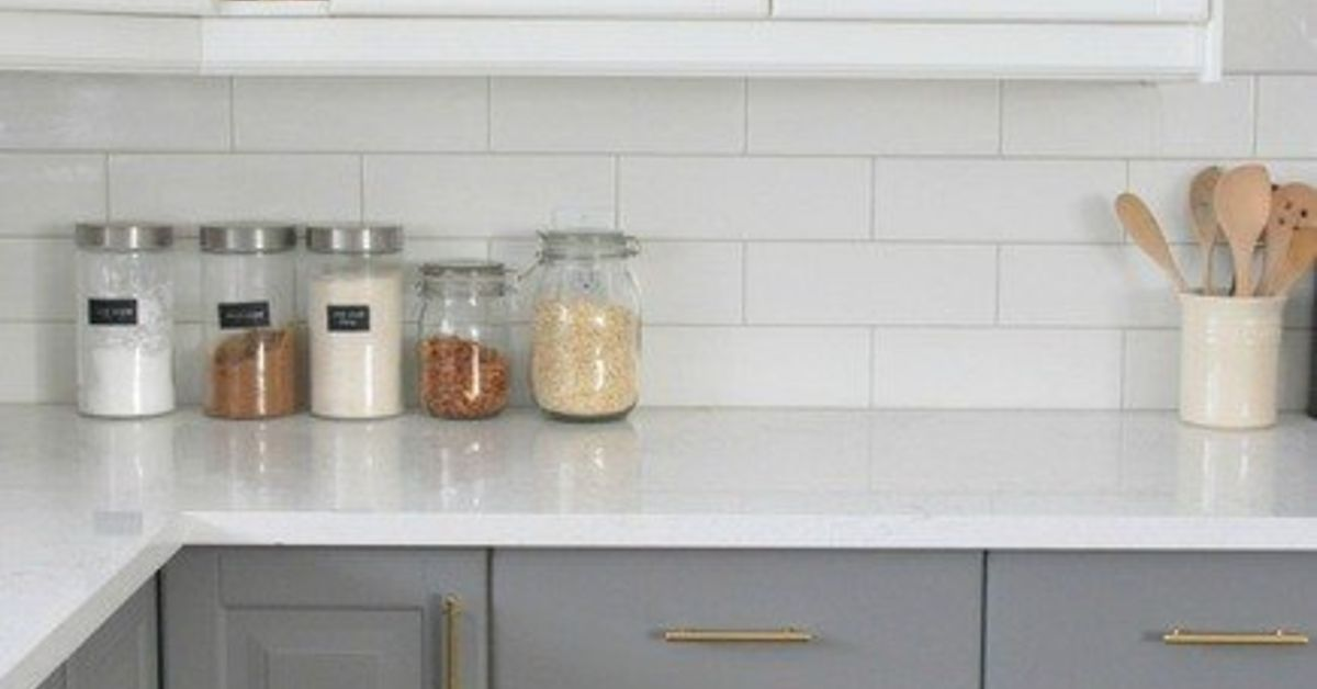 how to pick a kitchen backsplash how to choose the right subway tile backsplash for your kitchen hometalk 9606