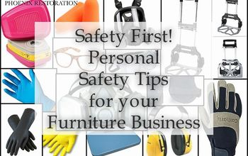 Basic Personal Safety for Furniture Painting