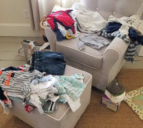 Baby Clothes Storage