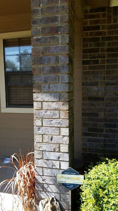 How Do We Clean Water Stained Exterior Bricks Hometalk