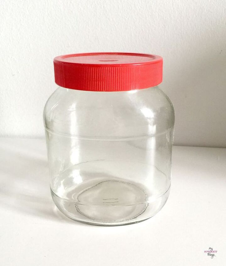 pantry storage jars, crafts, repurposing upcycling