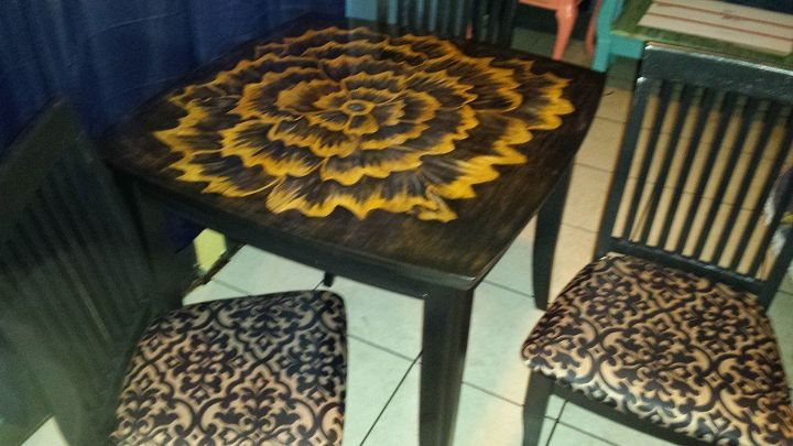 show stopping statement piece spitchallenge, painted furniture, repurposing upcycling