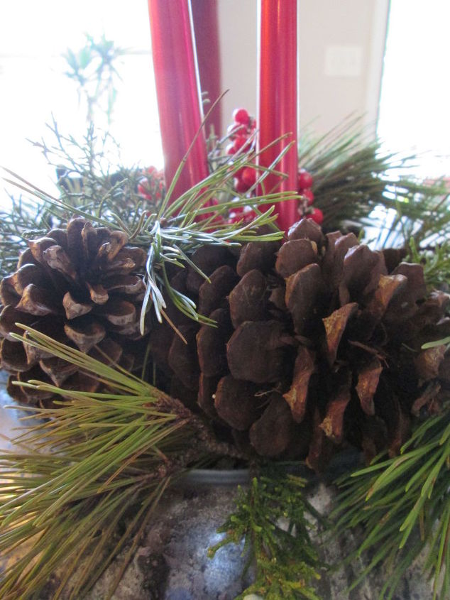 let me show you how to make scented pine cones, christmas decorations, crafts, how to, repurposing upcycling, seasonal holiday decor