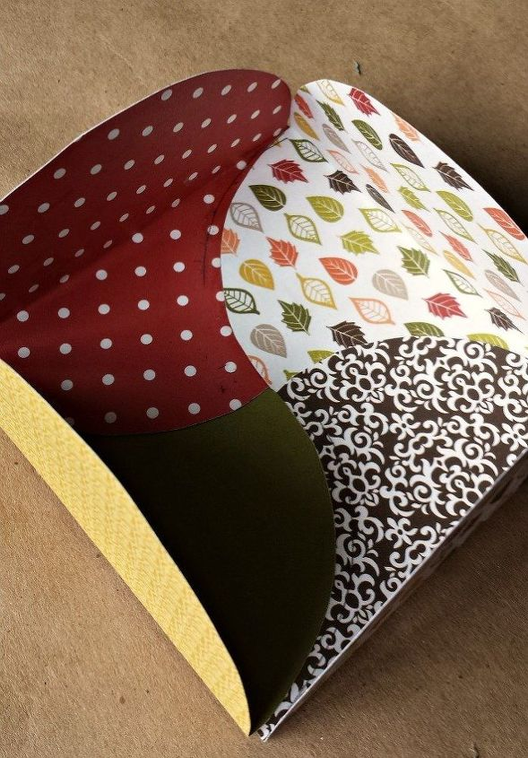 diy gift envelope using scrapbook paper, crafts