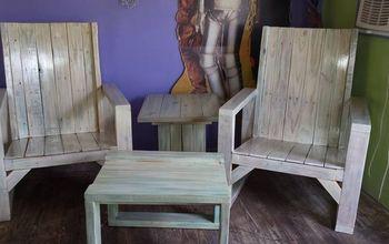 I SPiT All Over This Pallet Furniture! Unicorn SPiT !  #SPiTchallenge