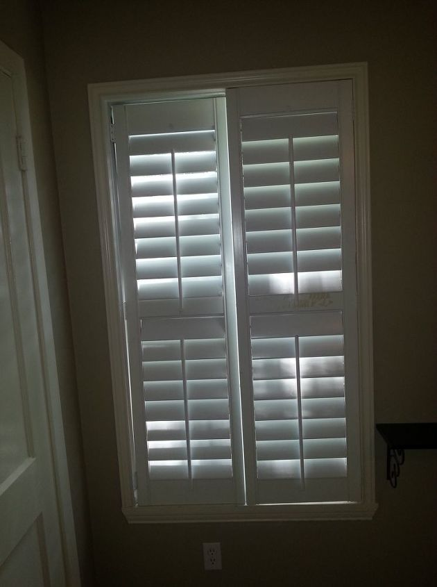 q tips for repairing shutters please, diy, home maintenance repairs, how to, minor home repair, window treatments