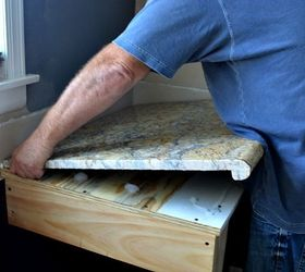 Diy Granite Countertop Installation, Countertops, Diy, Home Improvement,  Kitchen Design ...