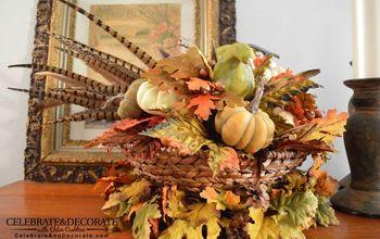 How to Create a Fall Arrangement