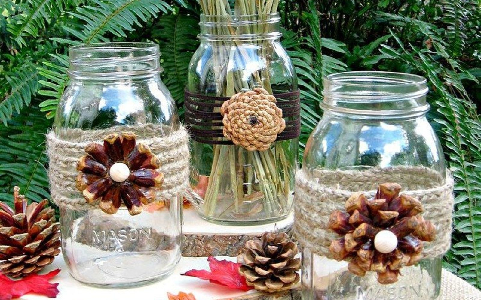 pine cone ideas crafts 13 reasons to outside and collect an armful of pine 5165