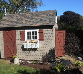 The Cutest Potting Shed Ever, Diy, Gardening, Home Improvement, Outdoor  Living,