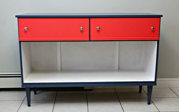 operation sideboard, diy, painted furniture, repurposing upcycling, woodworking projects