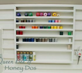 my 8 wall storage system slat wall look without the slat wall price craft rooms & My $8 Wall Storage System - Slat Wall Look Without the Slat Wall ...