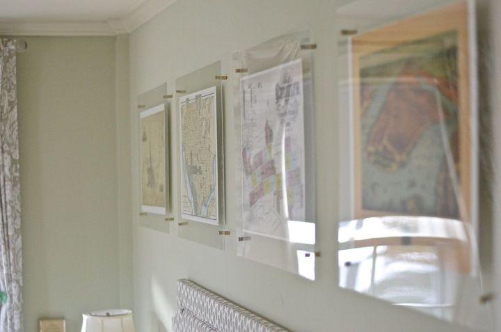 Floating Acrylic Frames... On A Budget | Hometalk