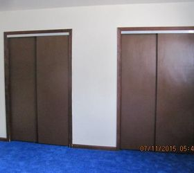Closet Doors For 95 Tall Opening Hometalk